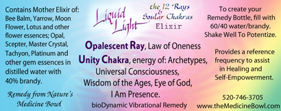 Opalescent Ray